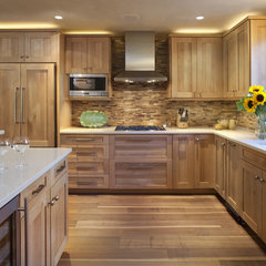 contemporary kitchen by Green Line Architects