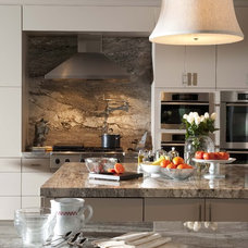 Traditional Kitchen by Wolfe Rizor Interiors