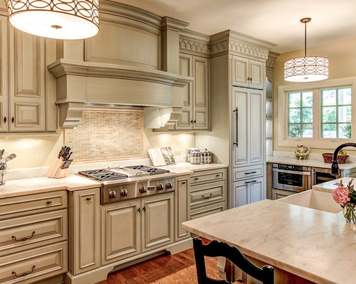Off White Kitchen Images Off White Kitchen Cabinets  Houzz