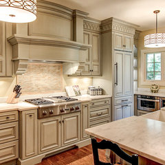 traditional kitchen by Wolford Building & Remodeling
