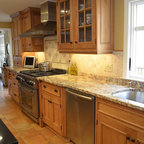Kitchen Cabinets Upgrade To Glide Outs Traditional Kitchen Detroit By Shelfgenie National