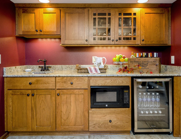 Traditional Kitchen by Red House Remodeling