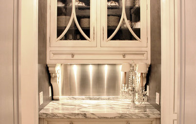 Designer's Touch: 10 Butler's Pantries That Bring It
