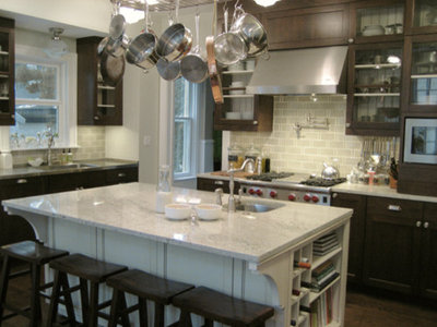 eclectic kitchen by kitchenlab design rebekah zaveloff interiors - Timeless Kitchen Designs