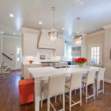 Transitional Kitchen by Advanced Renovations, Inc.