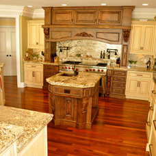 Traditional Kitchen by Sketches, an interior view LLC