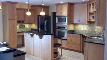 Kitchens and Backsplashes