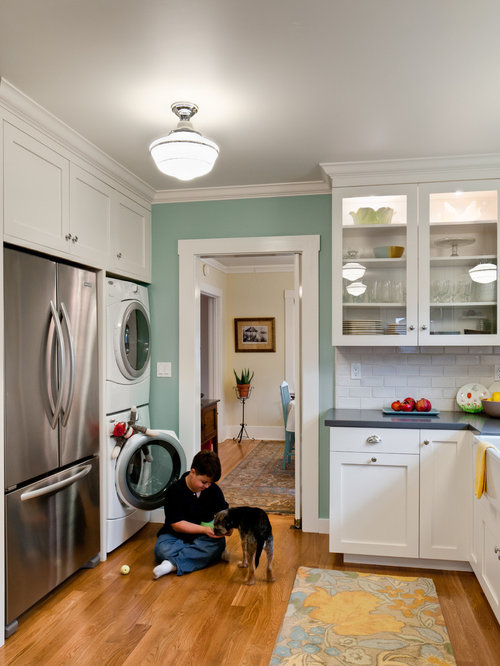Washer And Dryer In Kitchen Design Ideas Amp Remodel