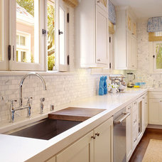 Traditional Kitchen by ANN SACKS