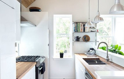 Kitchen Planning: How to Make Your Small Kitchen Look Bigger