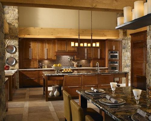 Beautiful Cocinas Comedor Rusticas Photos - Casas: Ideas & diseños ...
