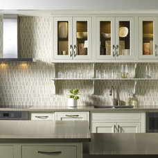 Contemporary Kitchen by Artistic Tile & Stone