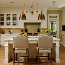 Traditional Kitchen by Bob Narod, Photographer, LLC