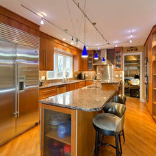 Contemporary Kitchen by Bradford And Kent