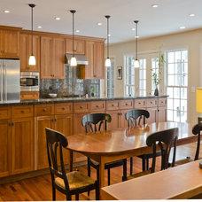 Craftsman Kitchen by Bradford And Kent