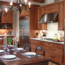 Traditional Kitchen by Brian Patterson Designs, Inc.