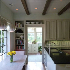 Contemporary Kitchen by Brian Patterson Designs, Inc.