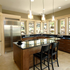 Contemporary Kitchen by Brian's Cabinets