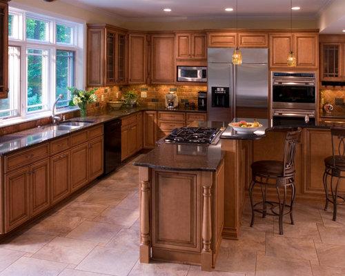 Kitchen Design Ideas, Renovations & Photos with Multi ...