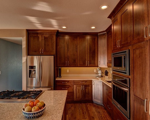 8x8 kitchen design ideas remodels photos with brown
