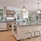 Alterman Contemporary Kitchen New York By The Cousins