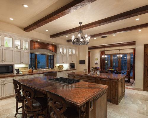 Houzz southwestern phoenix kitchen design ideas for Southwestern kitchen ideas