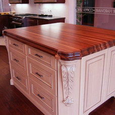 Kitchen Countertops by J. Aaron