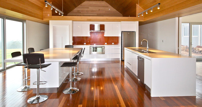 Contemporary Kitchen by Kitchens by Emanuel