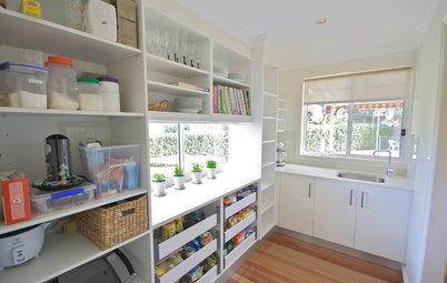 10 Ways to Take Control of Your Kitchen Pantry