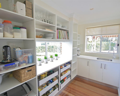 Pantry Designs Ideas amazing kitchen pantry cabinet that looks like its built in Saveemail