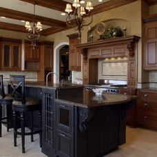 Traditional Kitchen by Geneva Cabinet Gallery