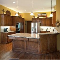 Traditional Kitchen by Heartland Home Improvements