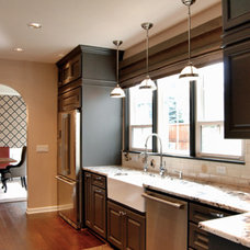 Traditional Kitchen by Keyser Construction, Inc
