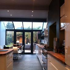 Contemporary Kitchen by Progressive Design London