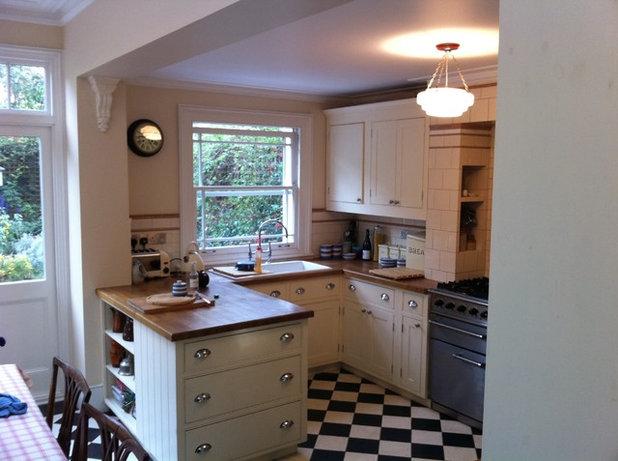 American Traditional Kitchen by Progressive Design London
