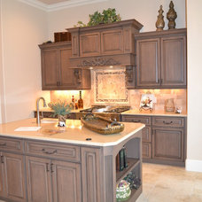 Traditional Kitchen by Cabinet Designs of Central Florida