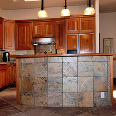 Kitchen by Zenteriors by Camian Larson