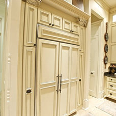 Traditional Kitchen by Campbell Cabinet Co.