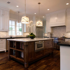 traditional kitchen by CB Cooper Construction