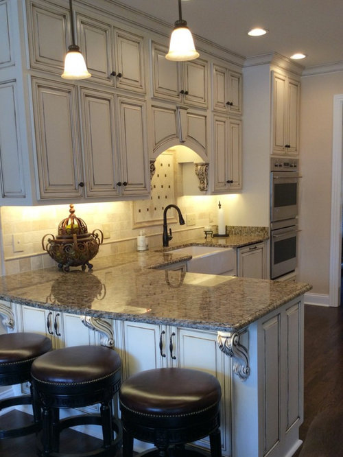 Traditional nashville kitchen design ideas remodel for Style kitchen nashville reviews