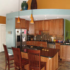 Isabella - Contemporary - Kitchen - Tampa - by London Bay Homes
