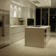 Contemporary Kitchen by Constructive and Co
