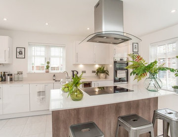 Kitchens- Contemporary