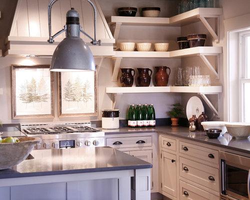 Best decorative corner shelf design ideas remodel for Traditional kitchen shelves