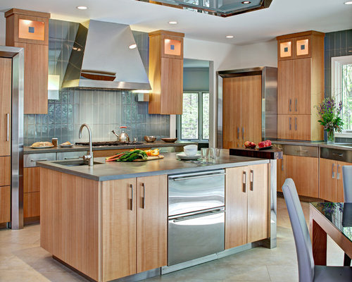how to layout a kitchen design wood surround home design ideas renovations amp photos 8729