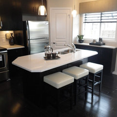 kitchen by Crestview Floors