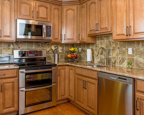 Shaped Kitchen With Island Ideas L Shaped Kitchen With Island Design