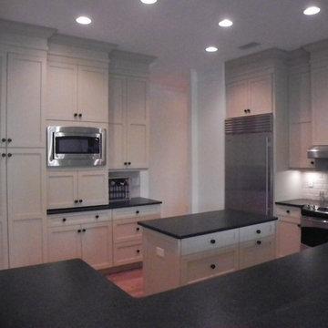 Kitchens Custom Color