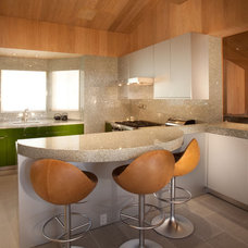 Contemporary Kitchen by Dann Coffey Photography