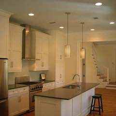 traditional kitchen by David Turner, Sustainable Construction, Inc